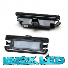 LED Modul Kennzeichen Beleuchtung Ford Mustang ab 2015